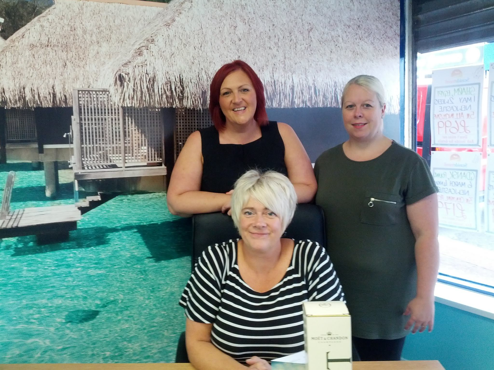 Seaside Travel open 2nd branch in Sacriston